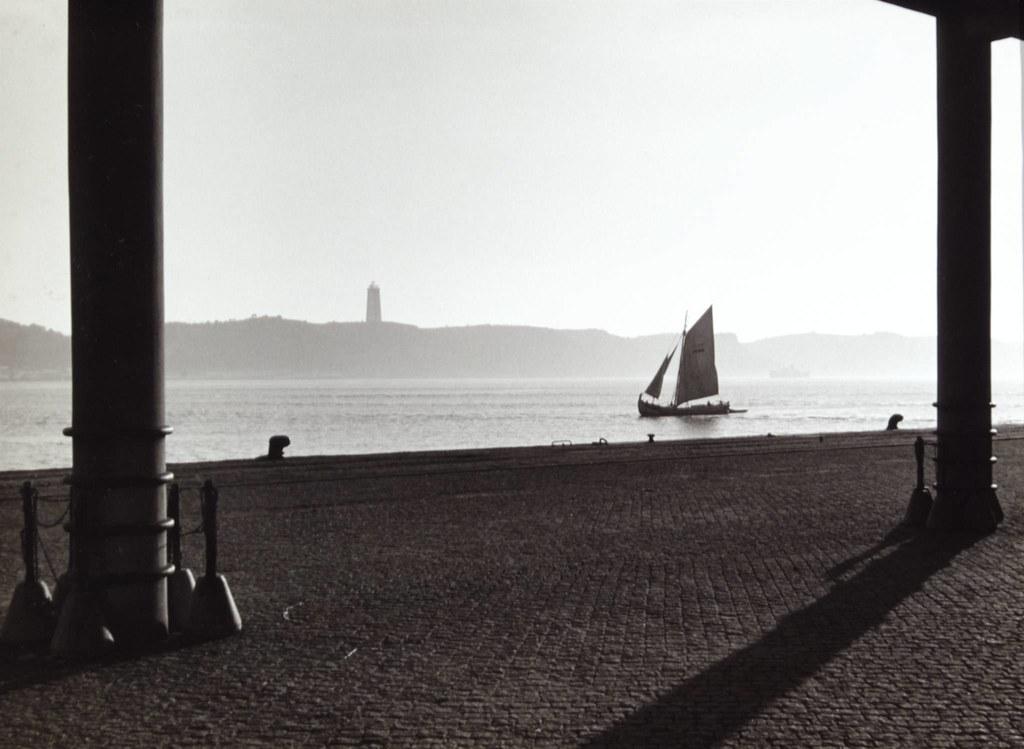 Fragata, Rio Tejo (H.C. Barros, c. 1958)