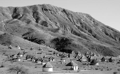 Glas (Eritrea) - Agudo Huts