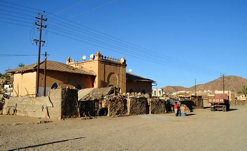 Keren / ከረን (Eritrea) - Villagio train station