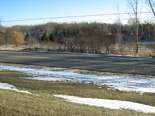 Paperjack Greenway - 11th Street/Cty GG at Starr Elementary - facing Southeast (640x480)
