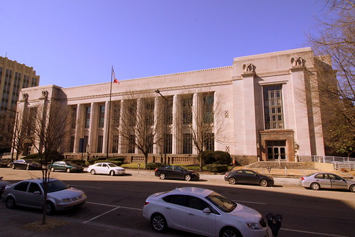 United States Post Office and Courthouse - Knoxville, Tennessee