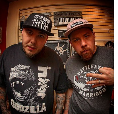 Adlib & Rob The Viking From Swollen Members Release Track List & Artwork For