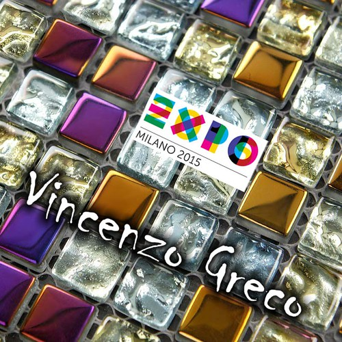 mosaici  Expo 2015 vincenzo greco