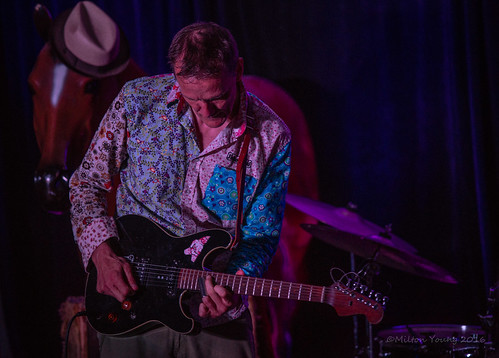 Kevin Breit of Stretch Orchestra