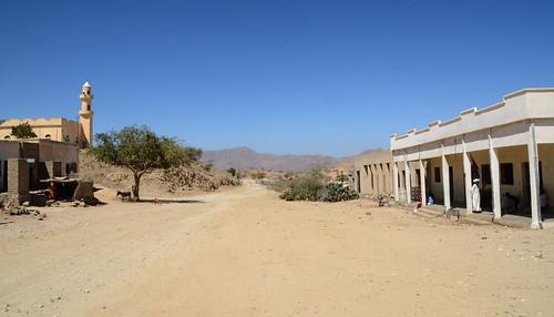 Hamelmalo / ሃመልማሎ (Eritrea) - Road to Nakfa