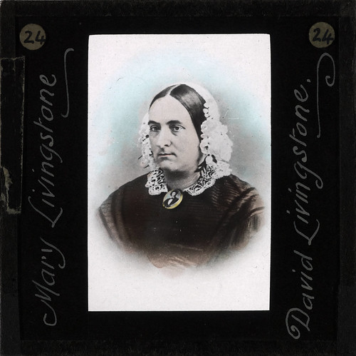 Mary Moffat, wife of David Livingstone, Africa, ca.1845-1860 (imp-cswc-GB-237-CSWC47-LS16-024)