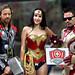 Thor, Wonder Woman and Iron Man Comicare 2014 Phoenix Comicon Fan Fest