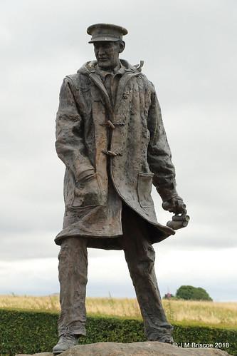 Colonel David Stirling and SAS Memorial