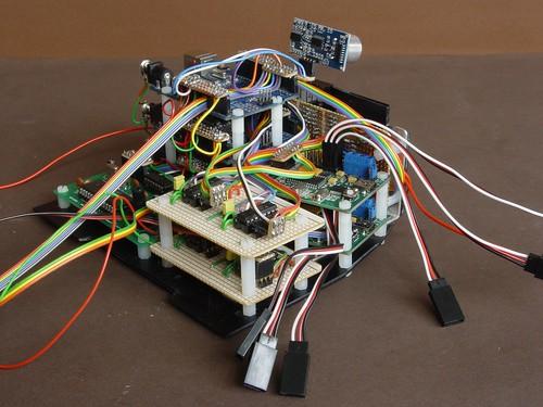 Omnibot Brain Transplant