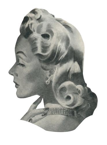 Blonde,  Illustrator Roberts?