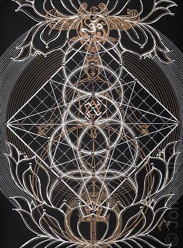 Theosophia Geometrica XVII Original Version