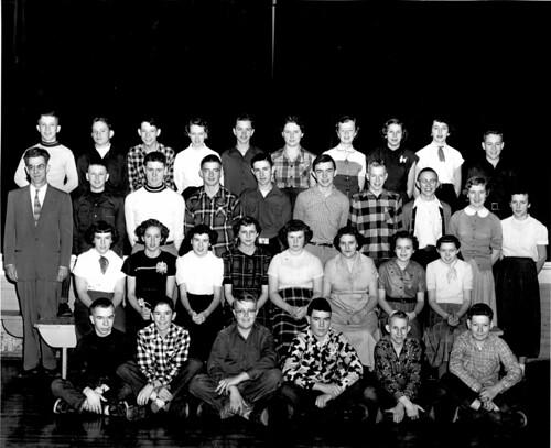 9th grade 1952-53