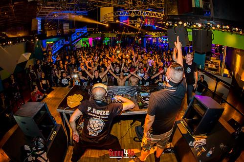 Hardcore Italia - F.Noize & Deterrent Man