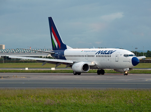 HA-LOR Boeing 737-7Q8