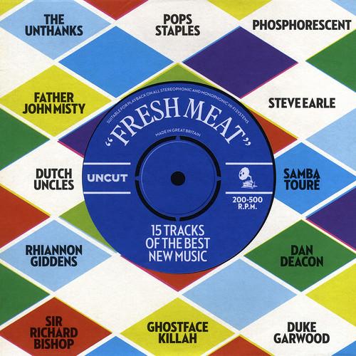 Uncut Cover CD March 2015