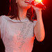 Natalie Imbruglia performing live at Ascot Race Course, Berkshire