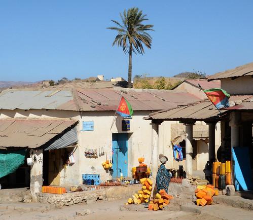 Keren / ከረን (Eritrea) - Market