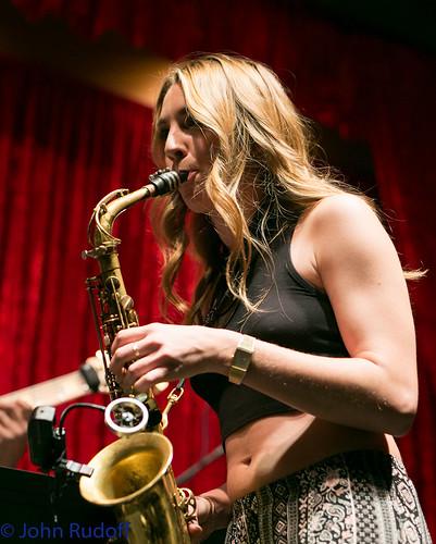 Hailey Niswanger at Jimmy Mak's, PJF,  2015 2 27 L-13