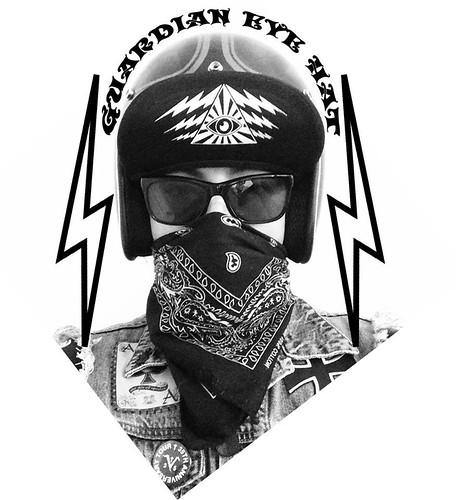 guardian_third_eye_hat_biker_bail_bonds_protection_road_assurance_life_insurance_fallen_crash_bad_motorcycle_accident_bloody_chopper_kill_scum_killscumspeedcult_hat_bell_silver_gold_moon_magic_black_crowley_occult_sect 7
