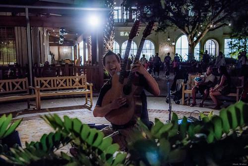 Dominic Gaudious at Disney Springs