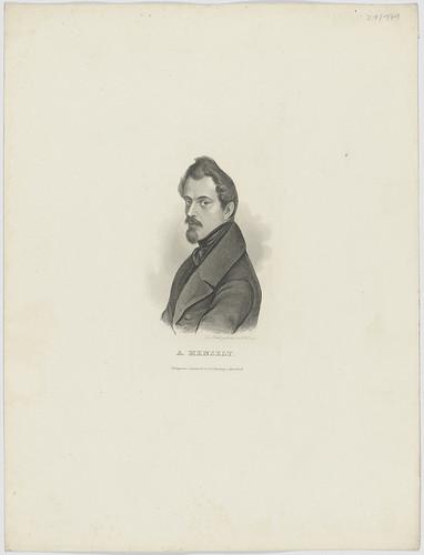 Bildnis des A. Henselt