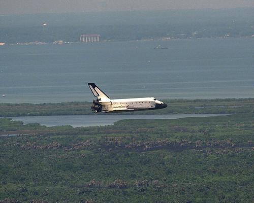STS-90 Landing