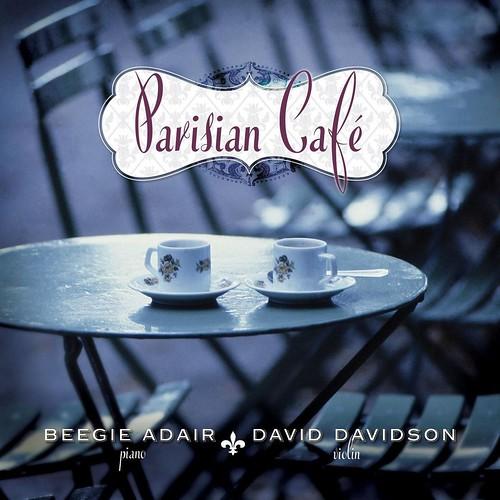 David Davidson & Beegie Adair - Parisian Café1