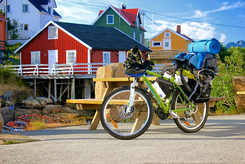 Vamos Juntos (My Bike Expedition in Norway)