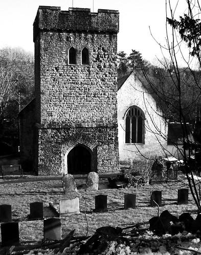 Eglwys Cadog Sant, Llancarfan