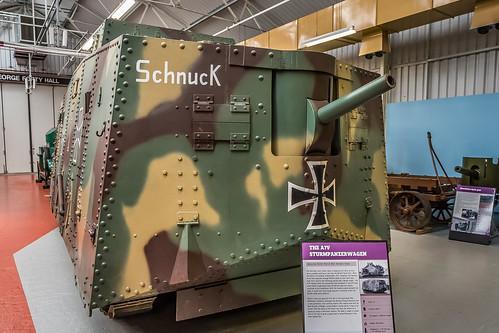 Sturmpanzerwagen A7V (2)