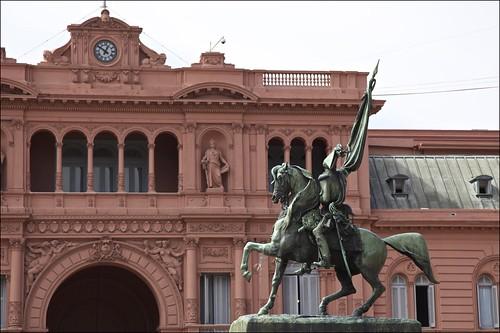 Casa Rosada [Casa de Gobierno Argentino], Buenos Aires