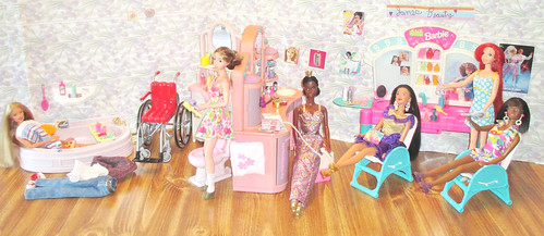 My Story: Friends of Barbie