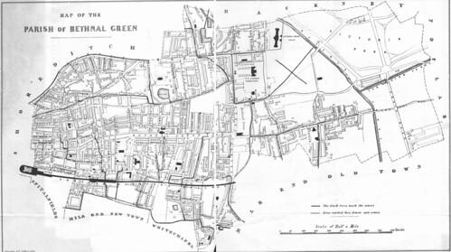 1920 Parish of Bethnal Green 1848