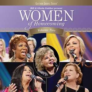 Audio CD-Homecoming/Women Of Homecoming V2 - Gaither & Friends