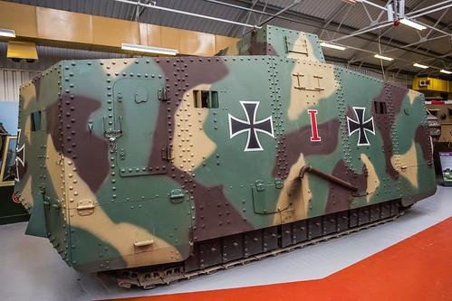 Sturmpanzerwagen A7V (4)
