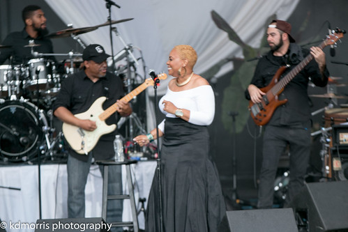 Carol Riddick - Dell Music Center 7.28.16
