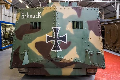 Sturmpanzerwagen A7V (3)