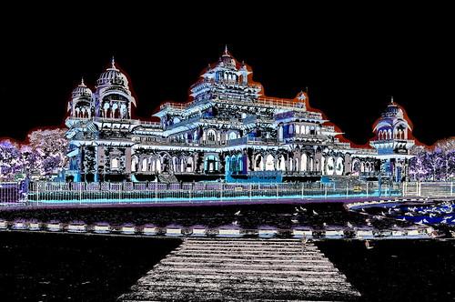 India - Rajasthan - Jaipur - Central Museum Jaipur - 5b