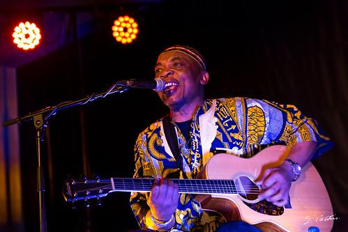 Concert de Sam Tshabalala à Strasbourg 4/11