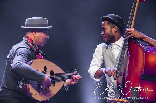 Dhafer Youssef & Joe Sanders