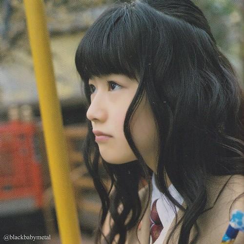 Perfection. #babymetal #yuimizuno #mizunoyui #yuimetal #sakuragakuin