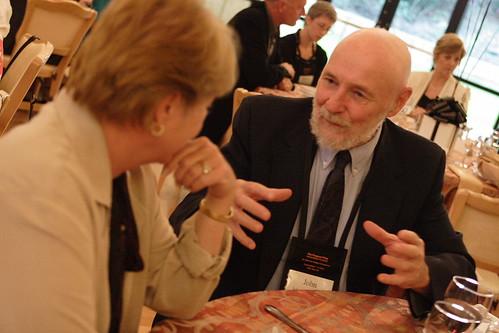 Carol Farquahr and John Terry, Gala, 9/7