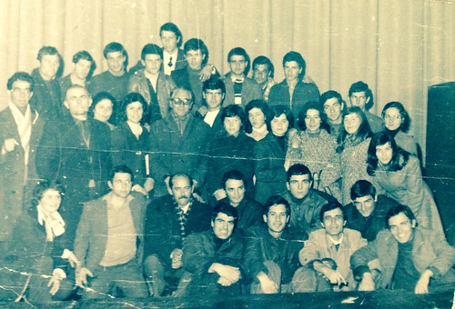 Instituti i larte i Arteve, Kursi i Drames, 1977-1981.