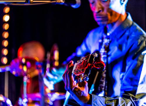 Concert de Sam Tshabalala à Strasbourg 1/11