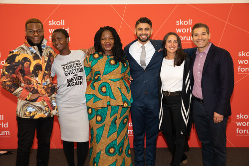 Epiphanies in Proximity: Personal Stories Of Turning Points - skollwf 2018