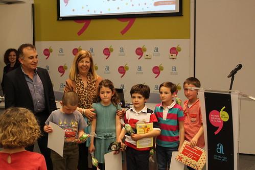 I Concurso Pequeñas Letras