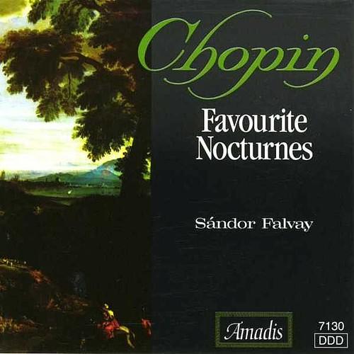 Chopin Nocturnes -selections- Sandor Falvai Amadis