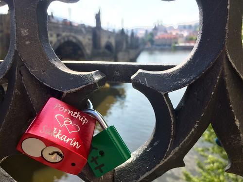 Prague - Pornthip loves Sakkarin