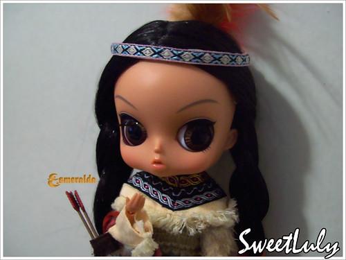Esmeralda ♥ Byul Tiger Lily