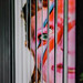 David Bowie Gate Illusion: Aladdin Sane (vertical)